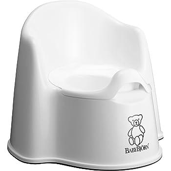 ベビービョルン 【日本正規品保証付】 イス型オマル ホワイト 055121