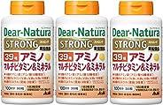 ディアナチュラ ストロング39アミノ マルチビタミン&ミネラル 300粒 (100日分) ×3個