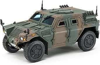 タミヤ 1/35 ミリタリーミニチュアシリーズ No.368 陸上自衛隊 軽装甲機動車 (LAV) プラモデル 35368
