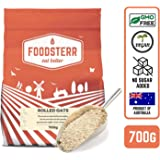 Foodsterr Rolled Oats, 700g