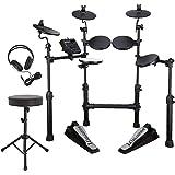 Carlsbro CSD100BP1 Electric Drum Kit Bundle