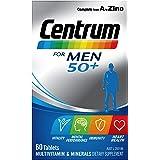 Centrum Multivitamin Tablets for 50+ Men's, 60 Count