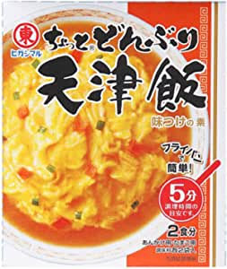 レシピ 関西 天津飯 塩味ベース(関西風?)かに玉天津飯の作り方