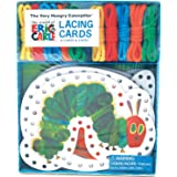 The World of Eric Carle(TM) The Very Hungry Caterpillar(TM) Lacing Cards: (Occupational Therapy Toys, Lacing Cards for Toddle