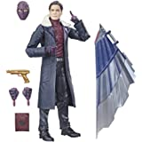 Hasbro Marvel Legends Series Avengers 6-inch Action Figure Toy Baron Zemo, Premium Design and 5 Accessories, For Kids Age 4 A
