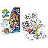 CRAYOLA 757007 Color Wonder Paw Patrol Colouring Book