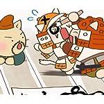 ねこねこ日本史 Android(960×800)待ち受け 「史上最大の兄弟ゲンカ、足利尊氏VS直義!」