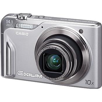CASIO デジタルカメラ EXILIM FH100 シルバー EX-FH100SR