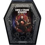 Dungeons and Dragons Curse of Strahd: Revamped Premium Edition (D&d Boxed Set) (Dungeons & Dragons) (C87570000), Black