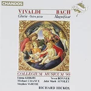 Vivalid: Gloria;Ostro picta / Bach: Magnificat