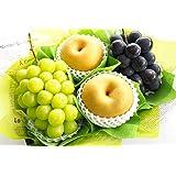 【フルーツショップ青木】果物セット フルーツギフト 【シャインマスカット 当店おすすめぶどう 梨】7000円 果物 詰め…