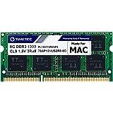Timetec Hynix IC 8GB MAC用 DDR3 1333MHz PC3-10600 SODIMM Appl…