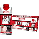LABRADA NUTRITION - Lean Body RTD Whey Protein Shake, Convenient On-The-Go Meal Replacement Shake for Men & Women, 40 grams o