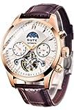 腕時計メンズうで時計ビジネスお洒落カジュアルオシャレアンティーククラシック格付キング高級自動巻き機け人気ブランドラン械式…