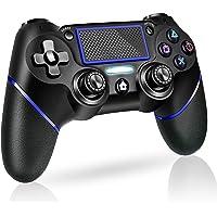 PS4 コントローラー 無線Bluetooth コントローラー PS4 二重振動 重力感応 6軸ジャイロセンサー PS4…