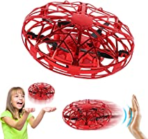 Hand Operated Drones for Kids or Adults - Air Magic Scoot Hands Free Mini Drone Helicopter, Easy Indoor UFO Flying Ball...