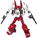"""TRANSFORMERS - Generations - War for Cybertron: Siege - 5.5"""" WFC-S22 Autobot Six-Gun Weaponizer - Deluxe Class - Collectible"""