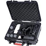 DJI Spark 対応収納ケース Smatree DS600 Spark収纳バッグハードキャリングケース防水、耐衝撃