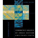 Econometric Analysis of Cross Section and Panel Data, second edition (The MIT Press)