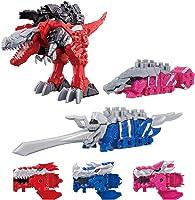 騎士竜戦隊リュウソウジャー 騎士竜シリーズ01&02&03 竜装合体 DXキシリュウオー スリーナイツセット