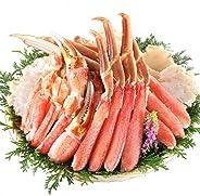 カニ専門店 鮮度の鬼 生食可 ずわいがに 超特大 5L 1kg 3~4人前 かに ズワイガニ カニ お刺身 かに鍋 かにしゃぶ