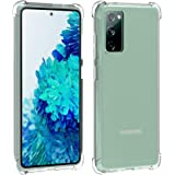 Arae Case for Samsung Galaxy S20 FE 5G, Premium Soft and Flexible TPU [Scratch-Resistant] Phone Case for Samsung Galaxy S20 F