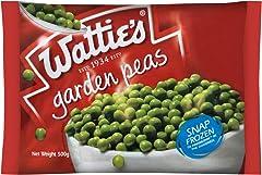 Watties Peas, 500g - Frozen
