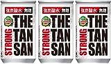 コカ・コーラ カナダドライ ザ・タンサン ストロング 160ml缶×3本