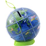 BEST LEARNING Magic Puzzle Globe Earth - Educational World 3D 26 Piece Challenging Brain Teaser Toy for Kids and Adults