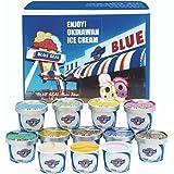 沖縄のアイスクリーム「ブルーシール詰合せギフト12」  blue seal アイス アイスクリーム 沖縄 ギフト ブルーシール お歳暮