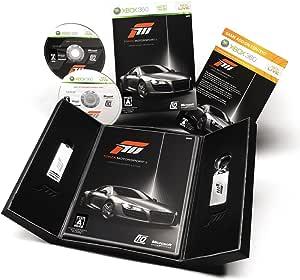Forza Motorsport 3(フォルツァ モータースポーツ 3) リミテッドエディション(「特製USB メモリー」&「特製キーチェーン」&「DLCカード」同梱) 特典 スペシャルペイント「2010 Audi R8 5.2 FSI quattro」DLCカード付き - Xbox360