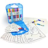Crayola Color Wonder Mess Free Coloring Kit,  Kids, 3, 4, 5, 6 (Amazon Exclusive)