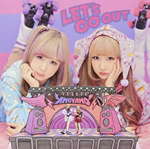 LET'S GO OUT(期間生産限定アニメ盤)