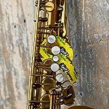Key Leaves Pads Cleaning Fleece Spit Sponge for Saxophone (751312)