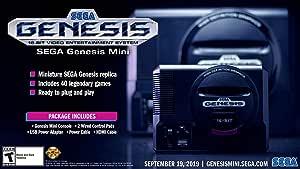 Sega Genesis Mini - Genesis by SEGA from America.