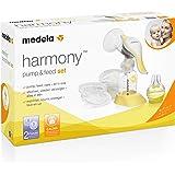 Medela Breastpump Harmony Manual Pump and Feed Set (2-Phase)