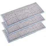 KEEPOW iRobotBraavajet/ブラーバジェットm6に適合する 床拭きロボット用 交換用クリーニングパッド 洗濯可能 3枚セット 【ウェットパッド】