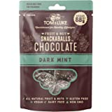 Tom & Luke Snackaball - Dark Chocolate Mint, 88 g