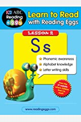 Learn to Read with Reading Eggs: Book 1, Lesson 2: Letter Ss Kindle Edition