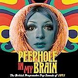 Peephole In My Brain: The British Progressive Pop Sounds Of 1971 (3Cd Capacity Wallet)