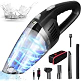 OZOY Cordless Handheld Vacuum Cleaner, 8000PA Strong Suction,120W Powerful, Rechargeable Lightweight Wet Dry Portable Car Vac