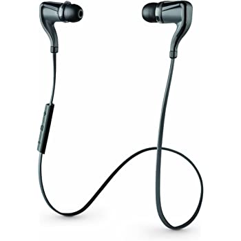 【国内正規品】 PLANTRONICS Bluetooth ワイヤレスヘッドセット(ステレオイヤホンタイプ) BackBeat GO2 Black BACKBEATGO2-B