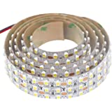 DC12V High CRI 95 White LED Strip Lights - Triple Row Daylight White 6000K 1800LEDs Flexible LED Tape Lights for Photography,