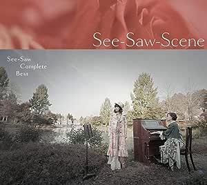 【メーカー特典あり】 See-Saw Complete Best 「See-Saw-Scene」 [3CD] (メーカー特典 : See-Saw オリジナルステッカー 付)