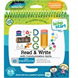 LeapFrog LeapStart Pre-Kindergarten Book, Read & Write with Communication Skills