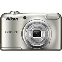 Nikon Digital Camera COOLPIX A10 Optical 5X Zoom 16.1 Megapixels Battery Type, sliver