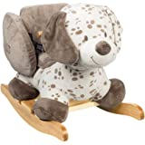 Nattou Max The Dog Rocker, Multicolour