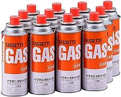 イワタニ カセットガス 専用ボックス入り 12本組 CB-250-OR-12BOX