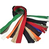 YAKA 10PCS Mix Nylon Coil Zippers sports suits Zippers coat Zippers zippers jacket clothes Zippers Tailor Sewing Tools Garmen