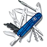 VICTORINOX(ビクトリノックス) ナイフ 精密ドライバーセット PC 分解 DIY 工具セット サイバーツールM T2【国内正規品】1.7725.T2